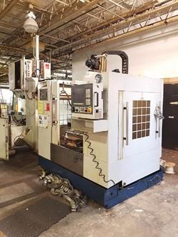 2 - Ohio OBM-VM-16-2X CNC Vertical Broach/