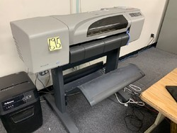 1 - HP DesignJet 500 Large Format Printer Printer