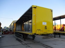 1 - Cartright Tri Axle Curtainside Trailer