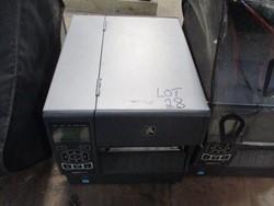 1 - Zebra ZT420 Label Printer