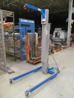 1 - Genie SLA-15 800 Lb. Boom Lift