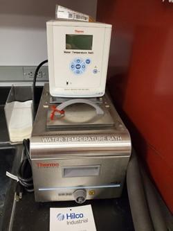 1 - Haake S3 Silicone temperature Bath