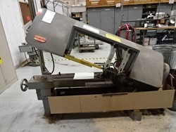 1 - Kalamazoo M/D 13AW Variable Speed Horizontal Metal Band Saw
