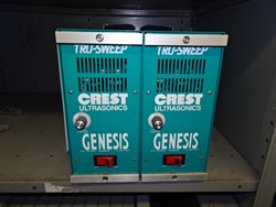 2 - Crest Ultrasonics Genesis Series Tru-Sweep Ultrasonic