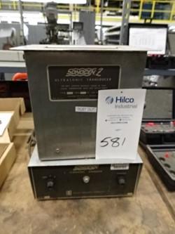 1 - Branson Instruments Z Series Type LTH-32 Ultrasonic Water Bath