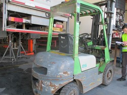 1 - Artison FD25 Diesel Forklift Truck