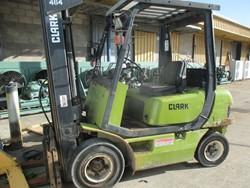 1 - Clarke SF25D Diesel Forklift Truck