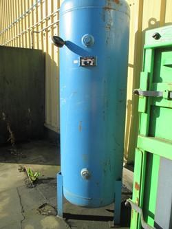 1 - AJ Metal Products Air Receiver Tank