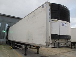 1 - Montracon INS Refrigerated Box 45ft Tri-Axle Trailer
