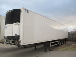 1 - Montracon R3A INS Refrigerated Box 45ft Tri-Axle Trailer