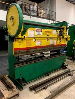 1 - Cincinnati 5 90 Ton Press Brake