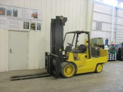 1 - Hoist 220 22,000 Lb Capacity Electric Forklift Truck