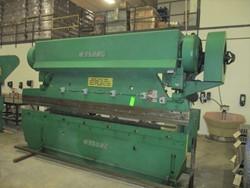 1 - Wysong & Miles Co. 110-10 110 Ton Press Brake