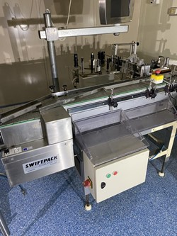 0 - Swiftpack Tube Filling Line