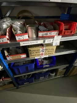 0 - Manesty Spare Parts