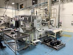 1 - Uniloy Milacron Blow Molding Machine