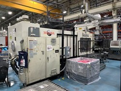 1 - Cincinnati Milacron Injection Molding Machine