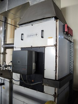 1 - Robatherm RWE 100  Annealing Oven