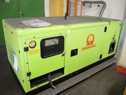 1 - Pramac GSL 20 / TDM DDS Emergency Generator