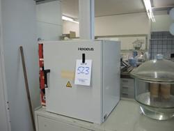 1 - Heraeus 6023 Drying Oven