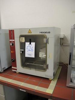 1 - Heraeus B6028 Drying Oven
