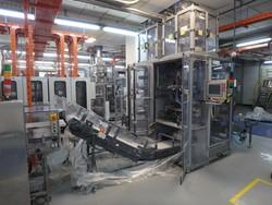 1 - Bosch SVB 4015 AT Vertical Form Fill Seal Machine for Detergent Powder Packaging Line