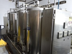 1 - Sani Matic CIP System  Cleaner