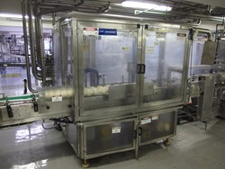 1 - Pacific 200g Full Bottle Filling Process  Filling Line