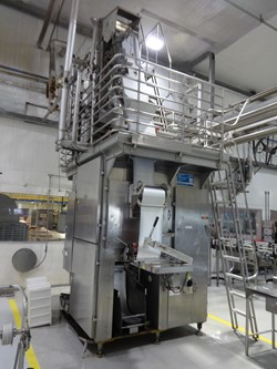 1 - Tetra Complete Line to Filling 1000ml Box Liquid/Paste  Filling Line
