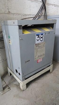 1 - Cutler Hammer V44M31T15A Electrical Power Transformer