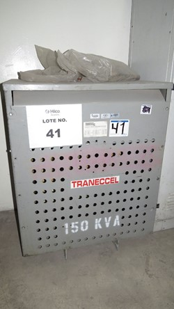 1 - Traneccel Electrical Power Transformer