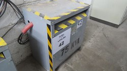 1 - T5H75S  Electrical Power Transformer