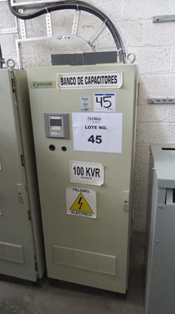 1 - Entes RG-8T Capacitor Load Bank
