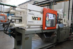 1 - Victor Taichung Machinery VECONOMA - 140 Injection Molding Machine