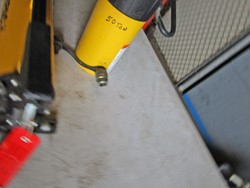 1 - Enerpac P80 10,000 PSI Hydraulic Hand Pump