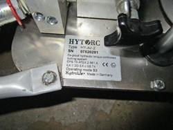 1 - Hytorc Hy-Air-2 4- Tool Hydraulic Torque Control Pump