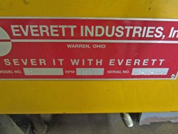 1 - Everett Industries 22 22