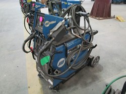 1 - Miller PipeWorx 400 Serial Number: MH484033B , Tig , Mig , Stick Capable, One Touch Process Change Over ,Miller