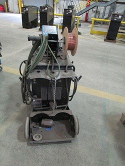 1 - Miller PipeWorx 400 Serial Number: MJ024017B , Tig , Mig , Stick Capable, One Touch Process Change Over ,Miller