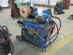 1 - Miller PipeWorx 400 Serial Number: MH484036B , Tig , Mig , Stick Capable, One Touch Process Change Over ,Miller
