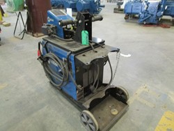 1 - Miller PipeWorx 400 Serial Number: MJ054047B , Tig , Mig , Stick Capable, One Touch Process Change Over ,Miller