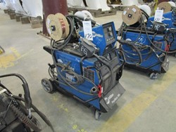 1 - Miller PipeWorx 400 Serial Number: MH484037B , Tig , Mig , Stick Capable, One Touch Process Change Over ,Miller