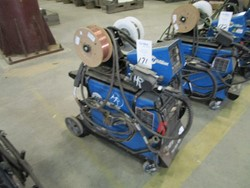 1 - Miller PipeWorx 400 Serial Number: MJ014045B , Tig , Mig , Stick Capable, One Touch Process Change Over ,Miller