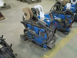 1 - Miller PipeWorx 400 Serial Number: MH424034B , Tig , Mig , Stick Capable, One Touch Process Change Over ,Miller