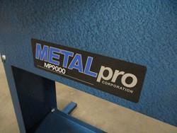 1 - Metal Pro MP 9000 12 Ton Hydraulic Tube Bender