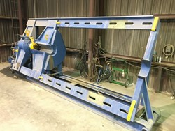 1 - 750 Ton Hydraulic Horizontal Press