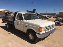 1 - Ford F-250 Custom Stake Bed Truck