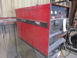 1 - Lincoln DC-600 Submerged Arc Welding Power Source
