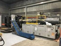 1 - Sandretto 1000-Ton Injection Molding Machine