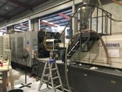 1 - Chen De CJ1000M5 1000-Ton Injection Molding Machine